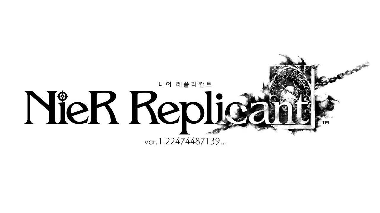 PS4 | NieR Replicant ver.1.22474487139... - 출시일 공개 트레일러