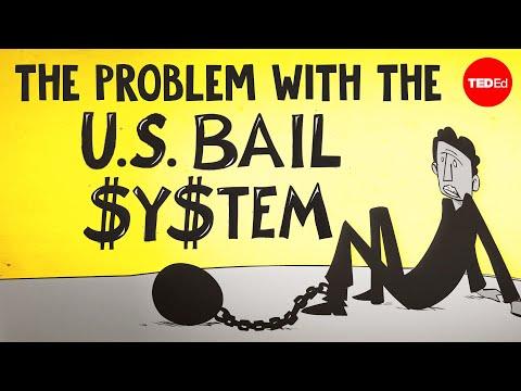 Video image: The problem with the U.S. bail system - Camilo Ramirez