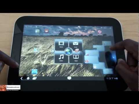 lenovo IdeaPad K1 Tablet Ligthing Review