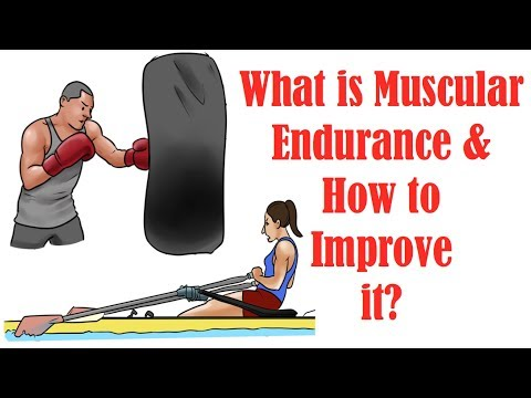 2. What is Muscular Endurance and How to Improve it