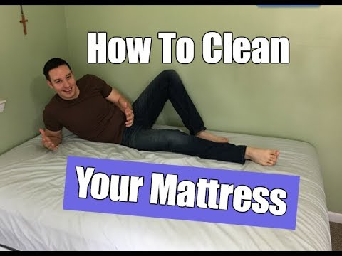 How To Clean & Deodorize A Mattress |  Clean With Confidence