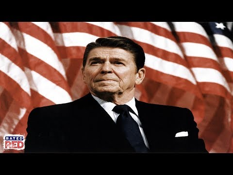 Ronald Reagan's Moving Memorial Day Speech in 1984