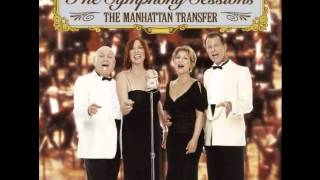 The Manhattan Transfer singing the classic Route 66 along with a co...