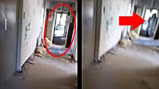 12 SCARY Ghost Sightings You Won't Believe
