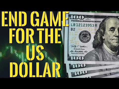 👉End Game For The US Dollar -- The Central Banks Losing Confidence In The Dollar .
