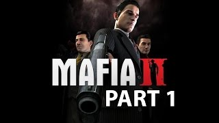 Mafia 2 Walkthrough Part 1 - INTRO / PROLOGUE (60fps PC Gameplay) #Mafia2 #MafiaII