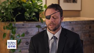 CBN News Exclusive: Dan Crenshaw Says He and Trump Not Inciting Violence by Criticizing Ilhan Omar's