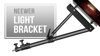 Wall Mount Your Lights With Neewer Light & Mic Brackets