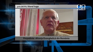 Pastorul Viorel Iuga - despre situatia actuala din Romania