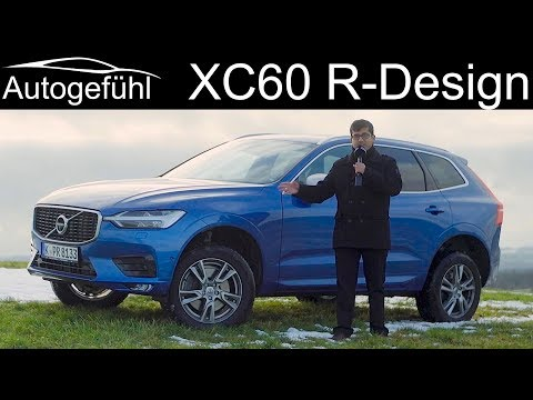 Volvo XC60 T5 R-Design FULL REVIEW with the best intro =)   Autogefühl