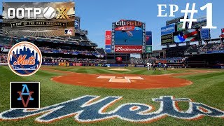 OOTP 20 - New York Mets Ep.1: Meet the Mets - Out of the Park Baseball 20 Let's Play