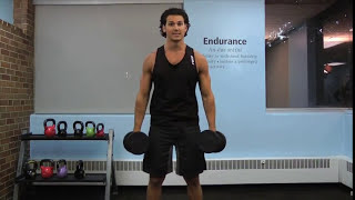 Strength Training For Endurance Athletes and Runners