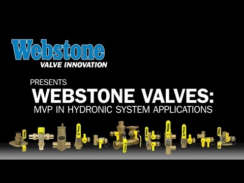 MVP in Hydronic System Applications