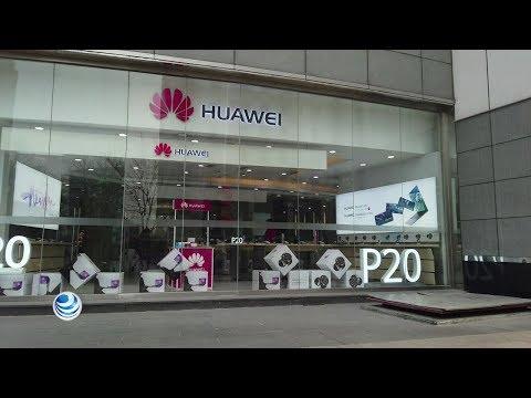 Estados Unidos acusa a Huawei de robo de tecnología