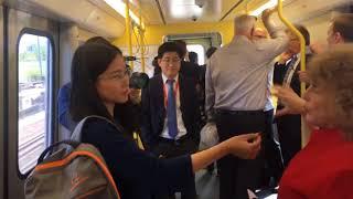 MassLive takes a ride on the new MBTA Orange Line cars
