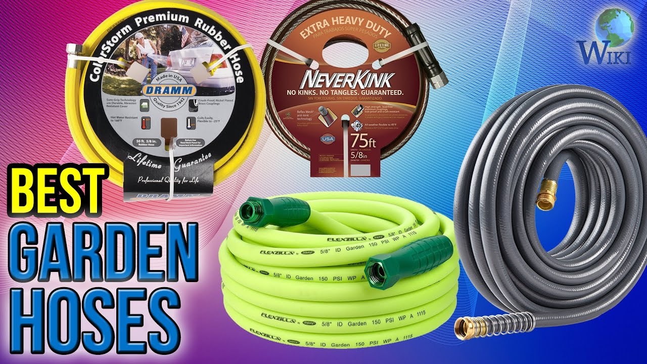 best garden hoses. 10 Best Garden Hoses 2017