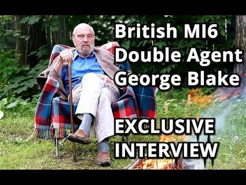 EXCLUSIVE Interview With Legendary MI6 Double Agent & KGB Spy: Russian Spies Must Save the World