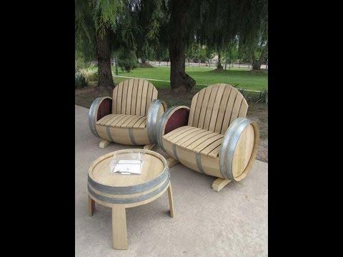 Отличная мебель своими руками   Дачный вариант