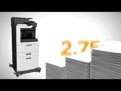 Lexmark XM7100 MFP XPS v4 Driver Windows 7