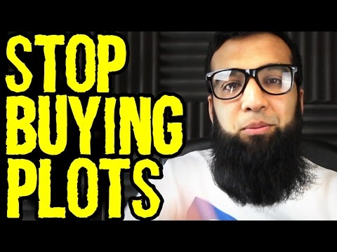 STOP Buying Plots in Pakistan & My Better Investment Solutio