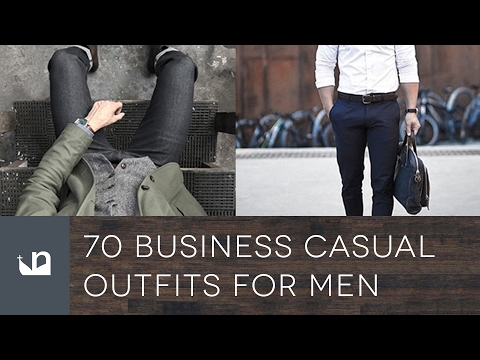 70 Business Casual Outfits For Men