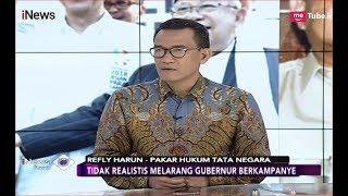 Begini Tanggapan Pakar Hukum Tata Negara Soal Kepala Daerah Jadi Tim Sukses   Inews Sore 13/09