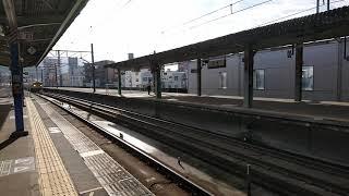 【回送列車】115系 L-09 三原駅通過! 2017,9,21