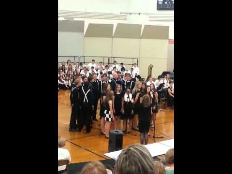 Delano senior high school fall concert 2014