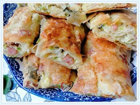 Bakina kuhinja - pita sa tikvicama i mladim lukom božanstvenog ukusa