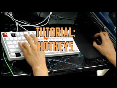 Tutorial de StarCraft II: Hotkeys (Grupos de Control)