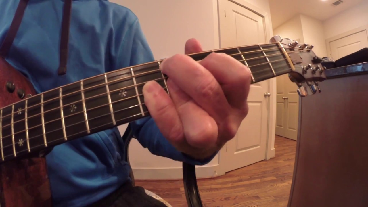 Done Deal D9 Chord Easy To Make Bluesy L88 Youtube