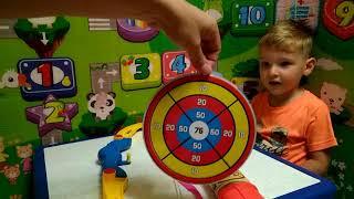 Детский лук и стрелы дешево.  kids bow and arrows cheap