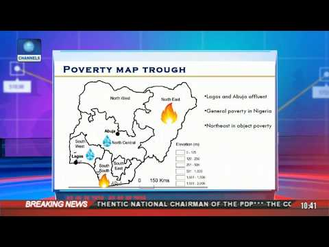 Reviewing Nigeria's Economic Structure With Economist Rewane Pt 1