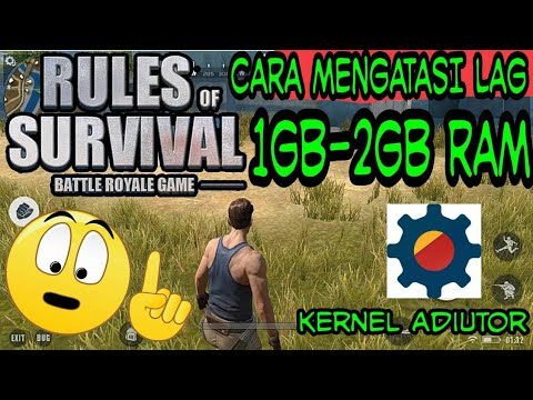 Rules Of Survival On 1gb 2gb Ram No Lag Setting Ultra Graphic