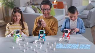Kickabot™ & Talkibot™ by Silverlit Robot (English TV Ad)