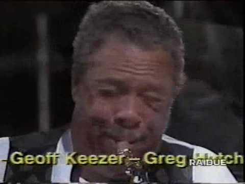 1995   Ray Brown, Geoff Keezer, Greg Hutchinson   Johnny Griffin Umbria Jazz
