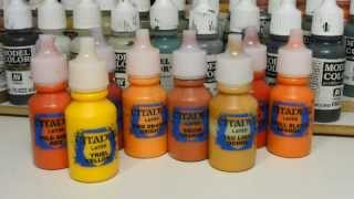 Tutorial: Transferring Citadel paints into dropper bottles