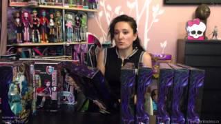 [АНОНС] 13 Желаний 13 Wishes Monster High, Music Festival, Die-ner Draculaura