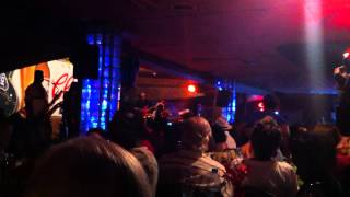 "BB King plays ""The Thrill is Gone"" at Club Ebony in Indianola, Mississippi, 2012"