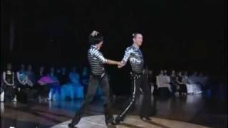 Beata & Max Kozhevnikov - WSSDF 2009 - Swing / Jive