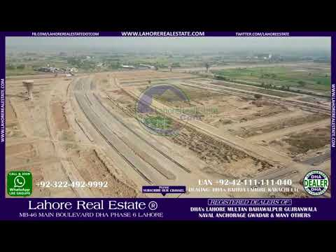 Bahria Town Orchard Lahore Latest Update Best Ever Drone Video By Lahore Real Estate April 2018