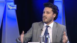 NAČISTO  Zdravko Krivokapić  Aleksa Bečić  Dritan Abazović TV  Vijesti  03.09.2020.