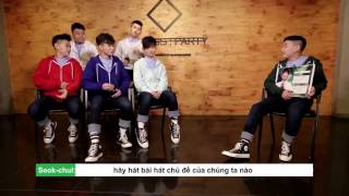 [Vietsub] The East Light - Lee Woo Jin's Profile - Pops in Seoul