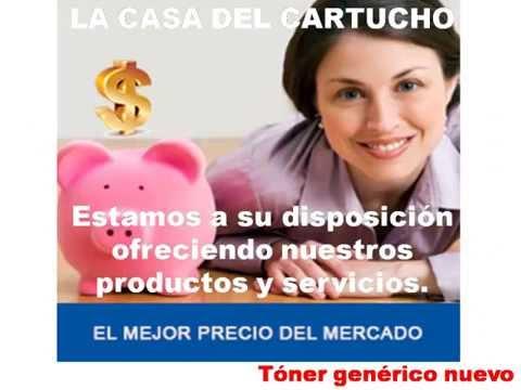 LA CASA DEL CARTUCHO toner culiacan¦ renta impresoras y copiadoras en culiacan¦ servicio de impresio