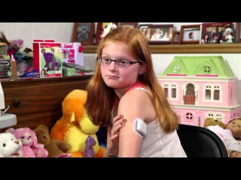 Emily MichelLiving with Type 1 Diabetes