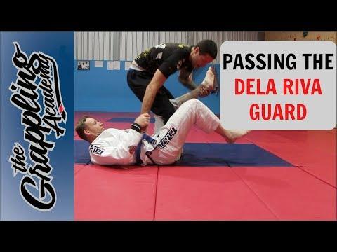 Passing The Dela Riva Guard!
