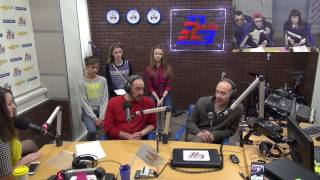 Владимир и Юрий Торсуевы на RadioRadio в Молодёжном Радио Клубе