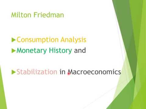 Lec 4 History of Economic Thought Macroeconomics
