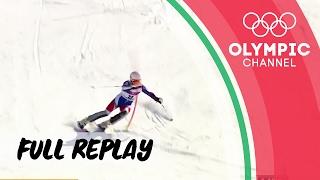 Boys' Slalom - Alpine Skiing ⛷ | RE-LIVE | European Youth Olympic Festival 2017