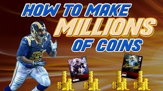 MAKE MILLIONS OF COINS IN MADDEN MOBILE 17 - MUST KNOW INVESTING TIPS + TEAM OF THE YEAR UPDATE!!